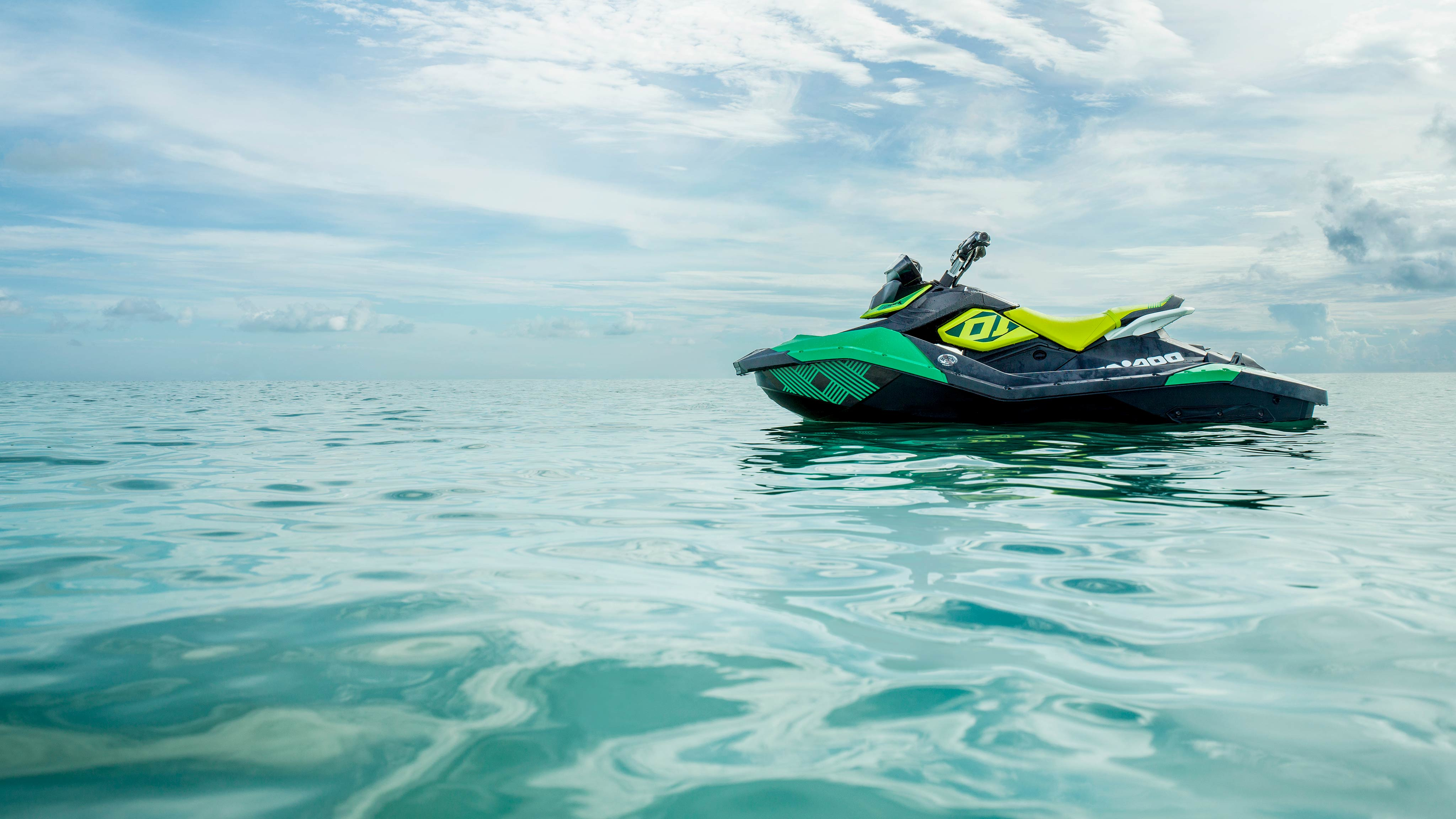 Sea-Doo Spark Trixx beauty shot