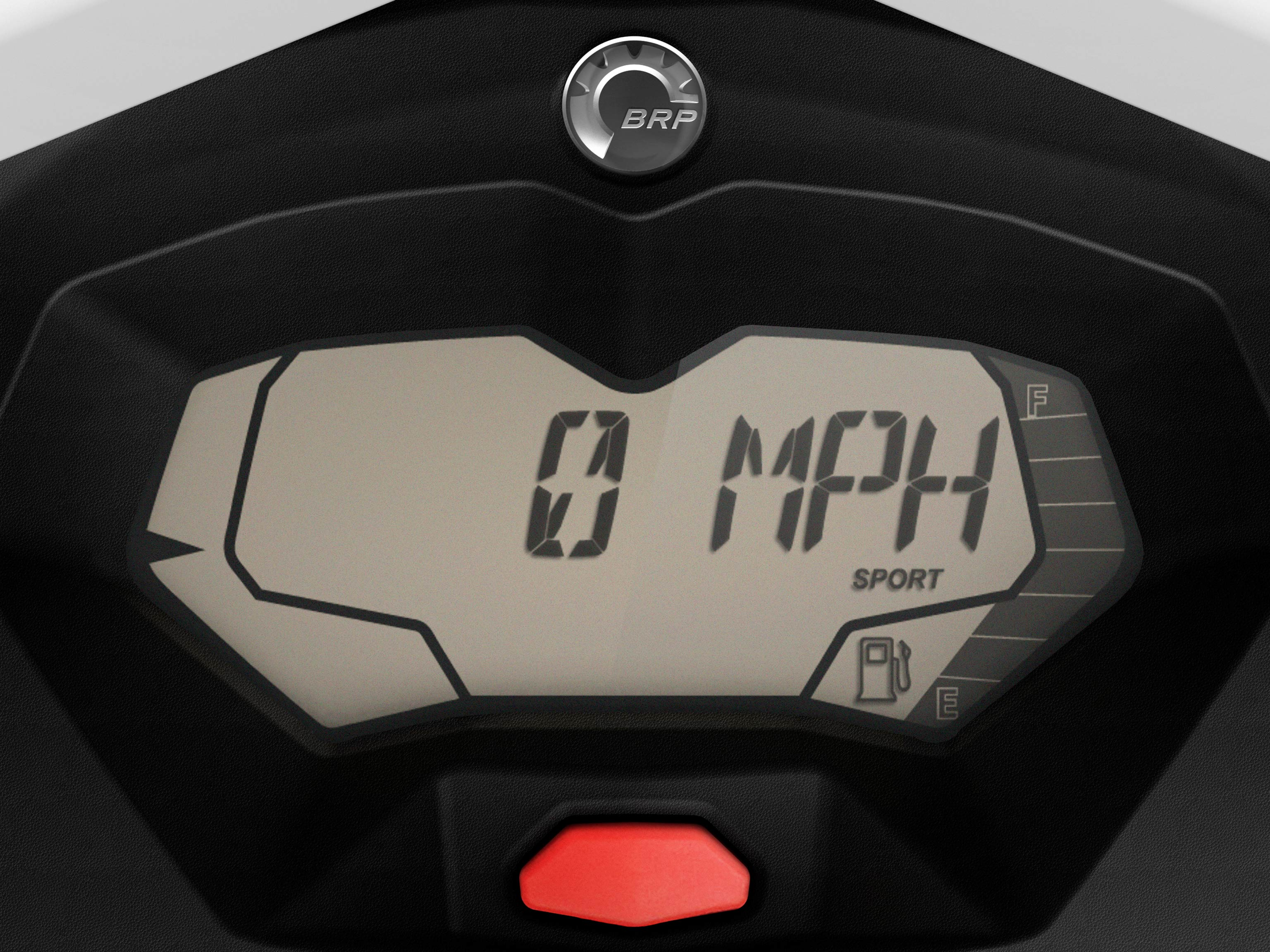Sea-Doo Spark Trixx Digital display