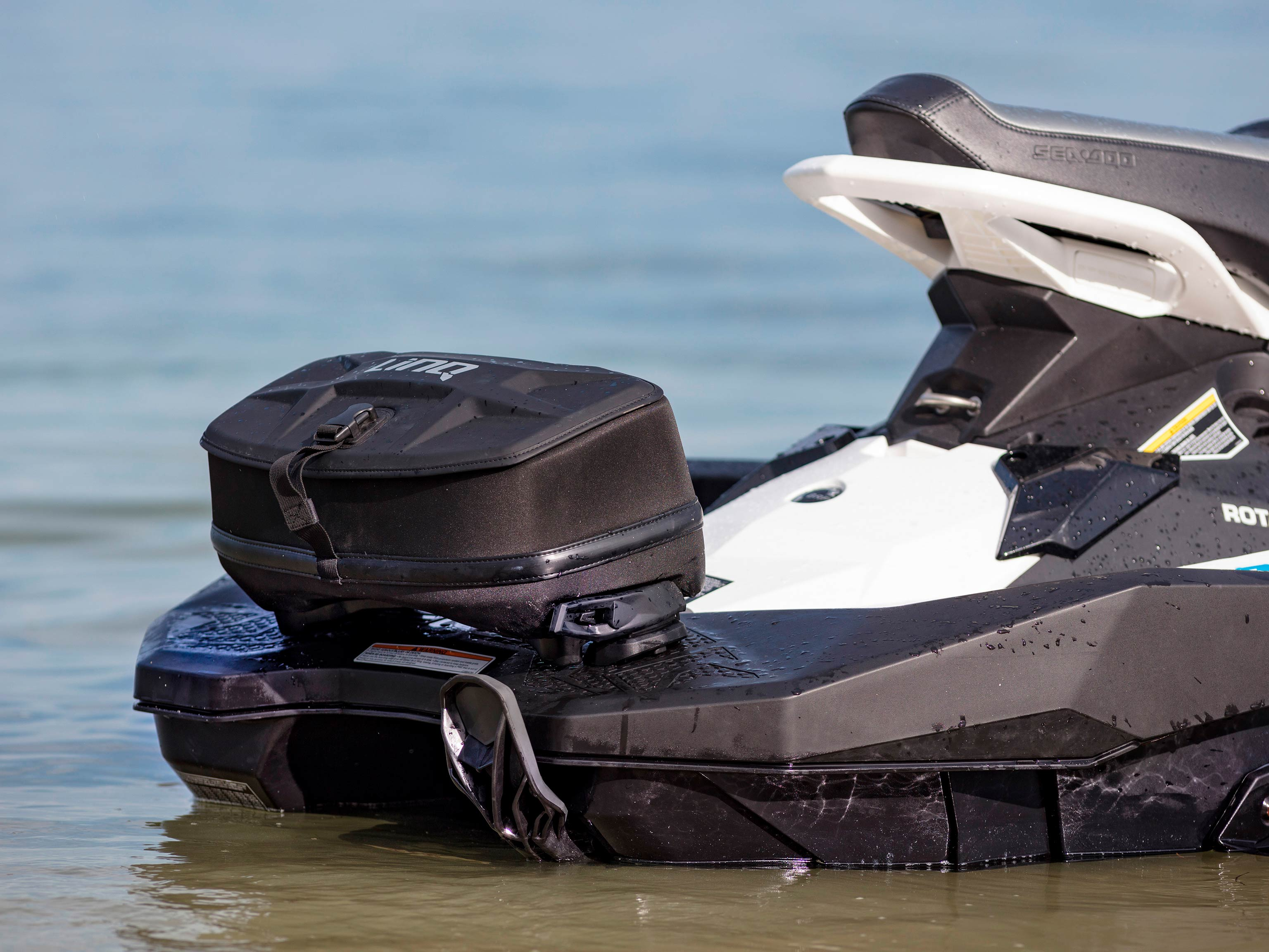 LinQ Box on Sea-Doo SPARK