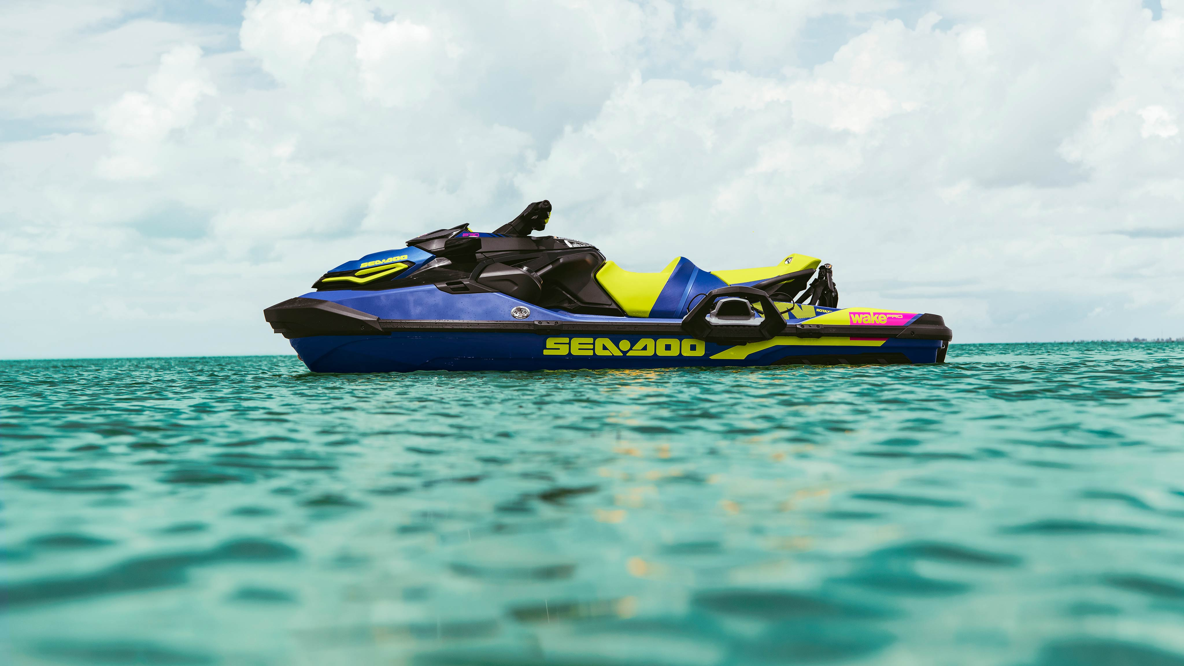 Sea-Doo WAKE PRO beauty shot