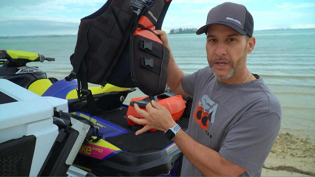 Top 5 must-have accessories for a Sea-Doo owner