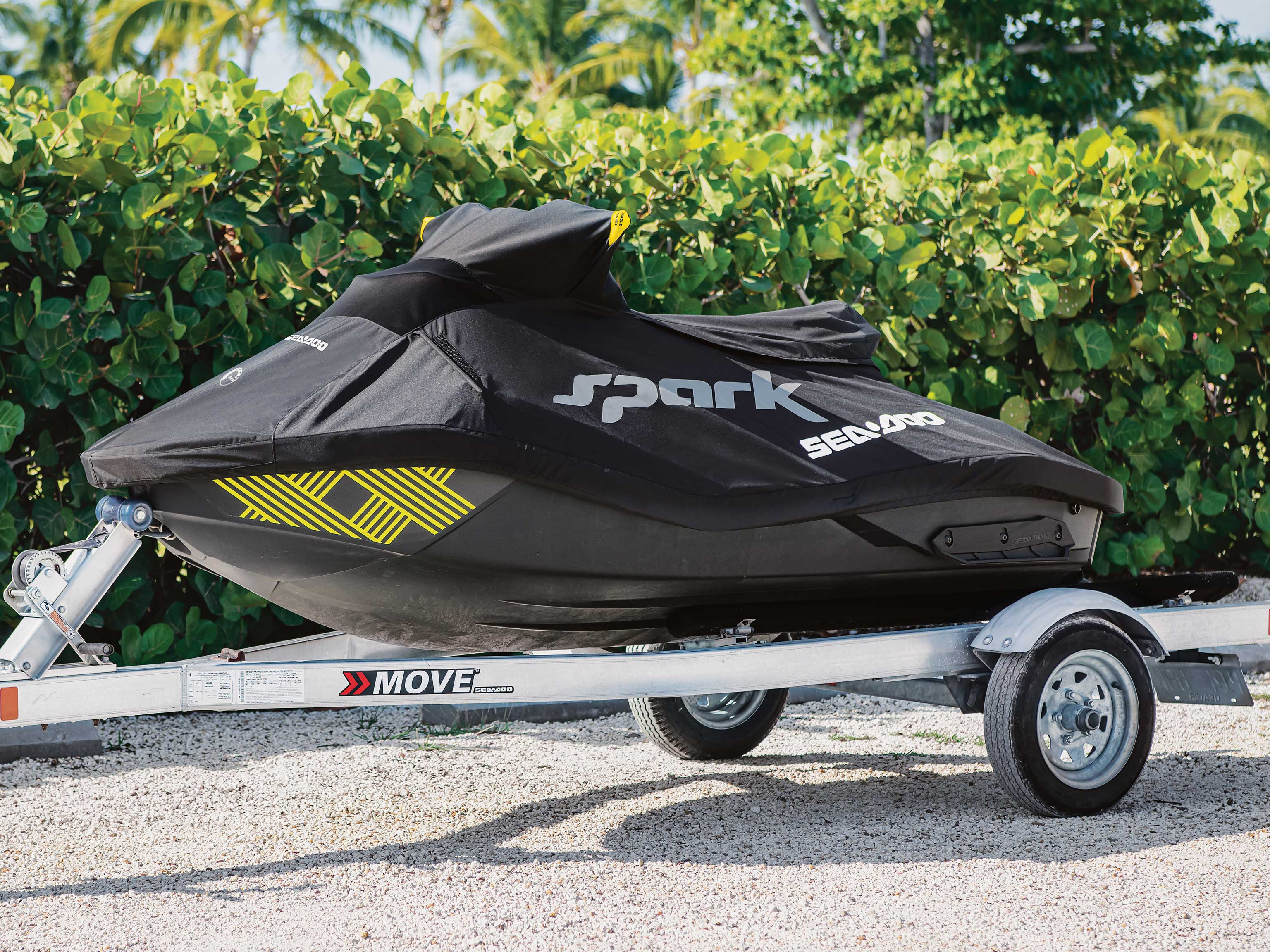 Sea-Doo Covers: Protection that Fits