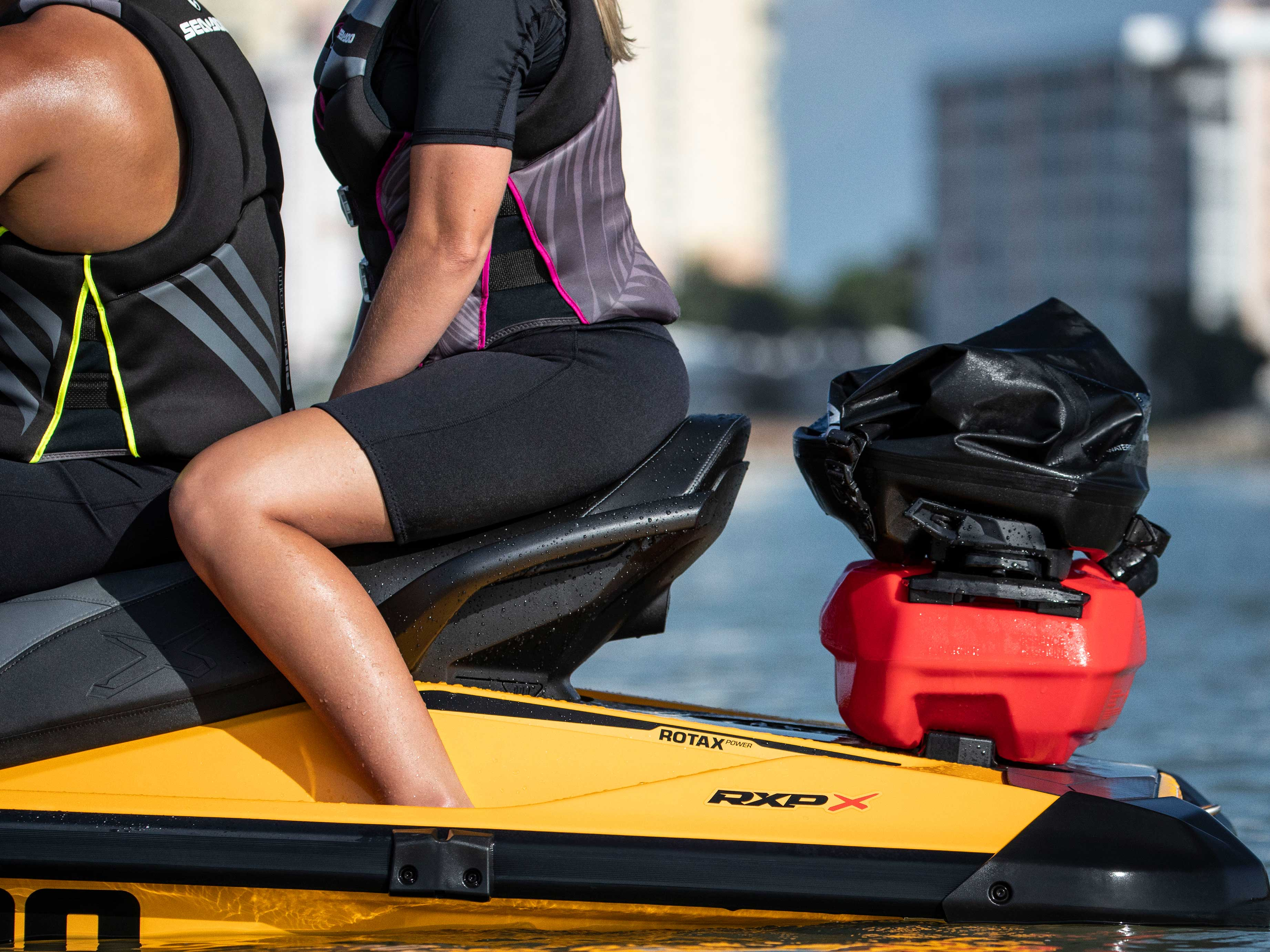 Doo It Right: Sea-Doo LinQ Accessories