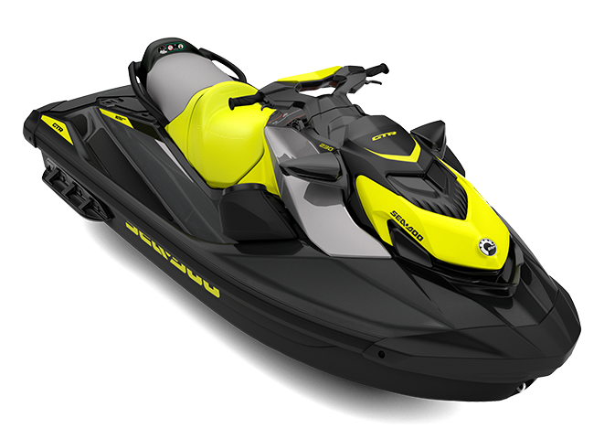 Sea-Doo GTR 230 with sound system