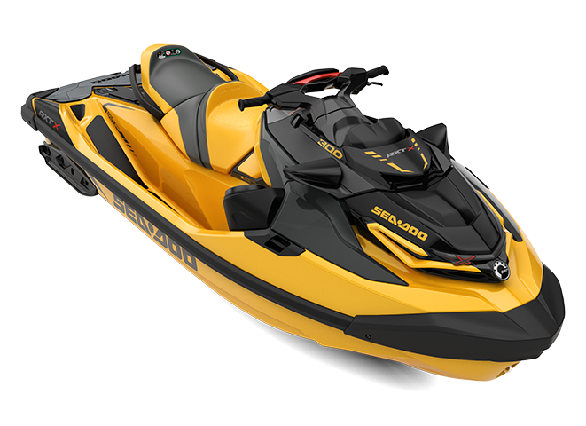 Sea-Doo RXT-X 300 with sound system