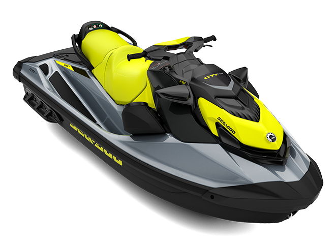 Sea-Doo GTI SE 170 with sound system