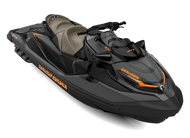 Sea-Doo GTX 230 with sound system