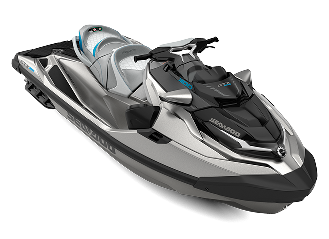 Sea-Doo GTX Limited 300 with sound system