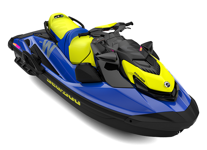 Sea-Doo Wake 170 with sound system