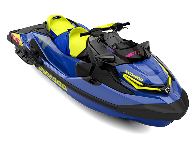 Sea-Doo Wake Pro 230 with sound system
