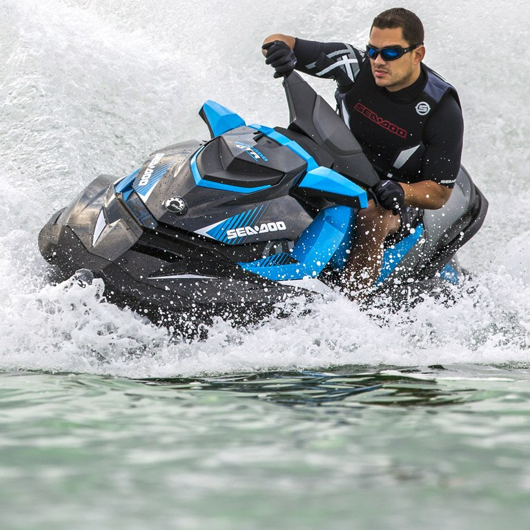 Sea-Doo GTR 230 | Power & Control | Sea-Doo Watercraft | Sea