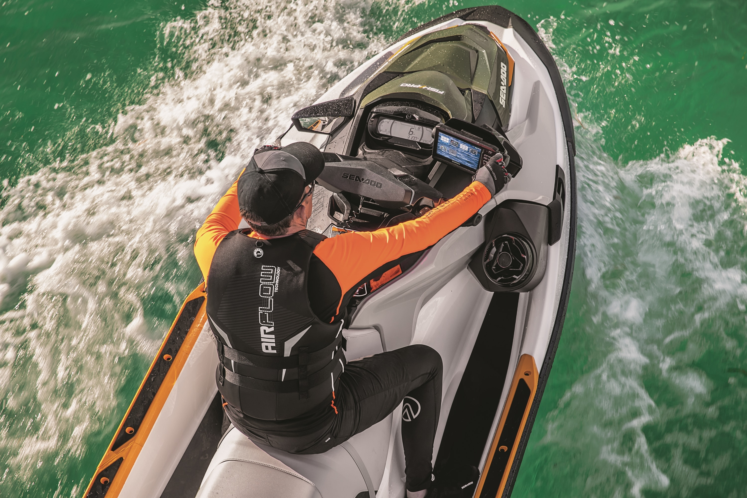 A Closer Look at the 2019 Sea-Doo FISH PRO 155 | Sea-Doo US