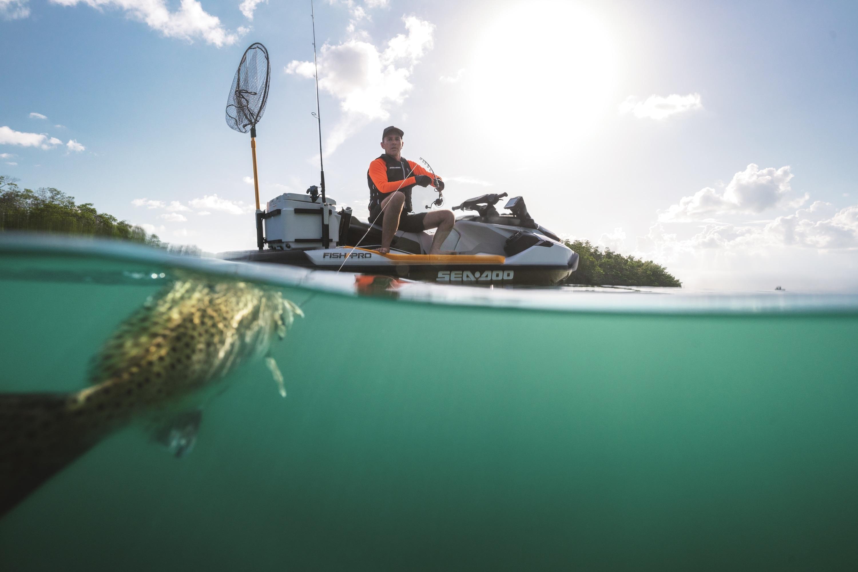 A Closer Look at the 2019 Sea-Doo FISH PRO 155 | Sea-Doo US