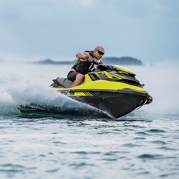 Technologies and innovations | Sea-Doo Watercraft | Sea-Doo US