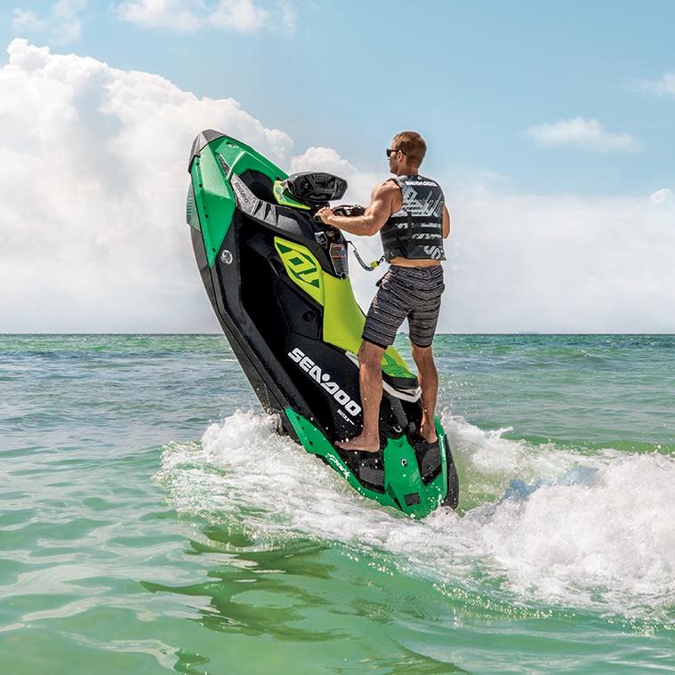 Sea-Doo SPARK TRIXX | Affordable And Fun | Sea-Doo Watercraft | Sea