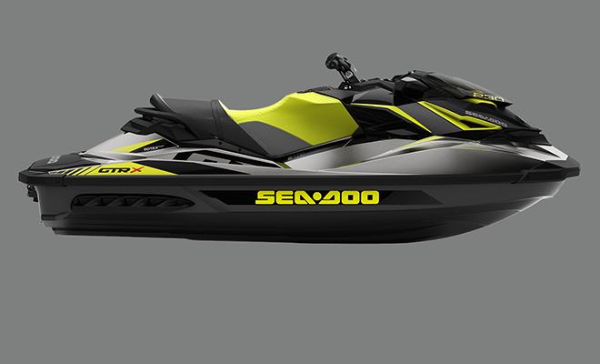 Sea-Doo GTR-X 230 | Power & Control | Sea-Doo Watercraft | Sea-Doo US