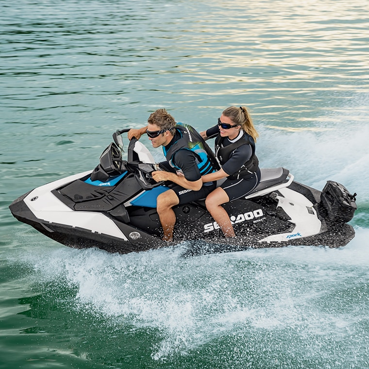 Sea-Doo SPARK | Affordable, Fuel-Efficient & Fun | Sea-Doo