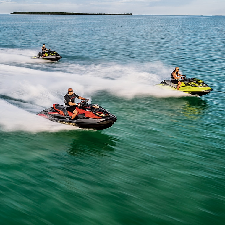 Sea-Doo RXP-X 300 | Power & Control | Sea-Doo Watercraft | Sea-Doo US