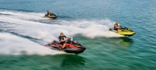 Sea-Doo GTR-X 230 | Power & Control | Sea-Doo Watercraft