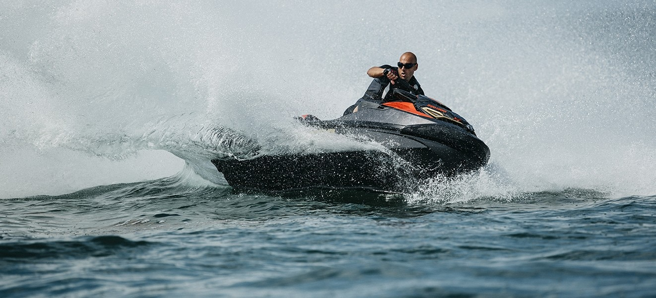 Sea-Doo RXT-X 300 | Power & Control | Sea-Doo Watercraft
