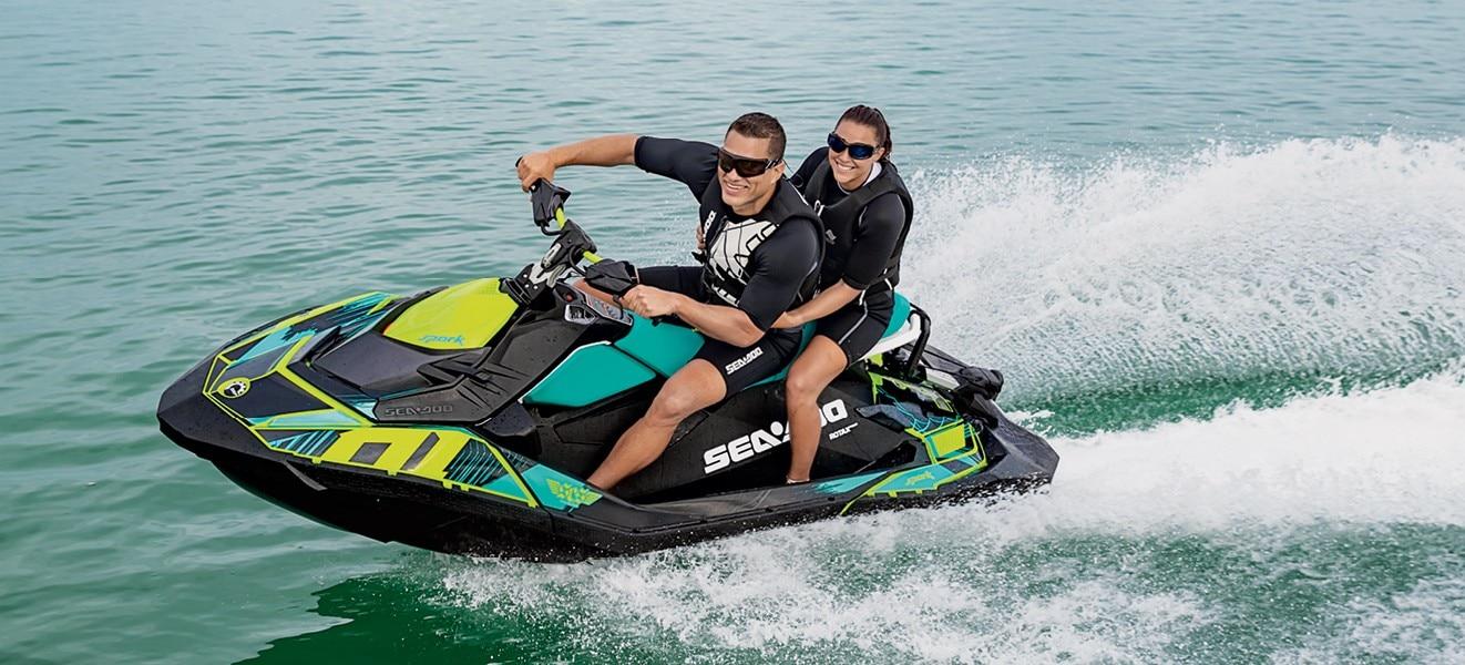 Sea-Doo SPARK | Affordable And Fun | Sea-Doo Watercraft