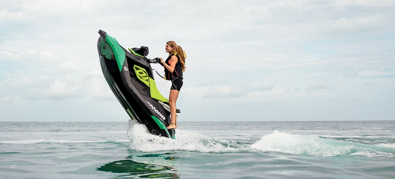 Sea Doo Spark Trixx Affordable And Fun Sea Doo Waterc