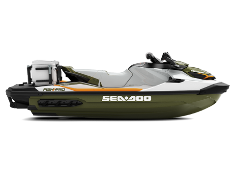 Sea-Doo FISH PRO | SPORT FISHING | Sea-Doo Watercraft | Sea