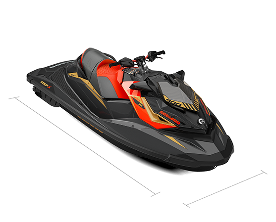 Sea-Doo RXP-X 300 | Power & Control | Sea-Doo Watercraft