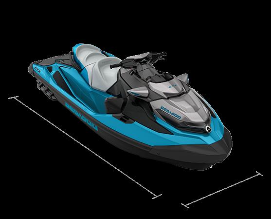 Sea-Doo GTX models | Style & Comfort | Sea-Doo Watercraft