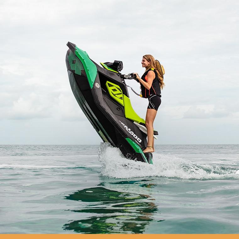 Sea-Doo SPARK and SPARK TRIXX watercraft | Sea-Doo